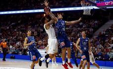 El GBC, sin opción en Madrid