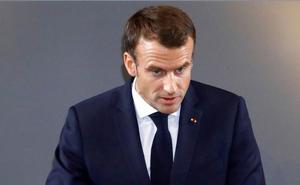 Macron defiende en Berlín la unidad europea