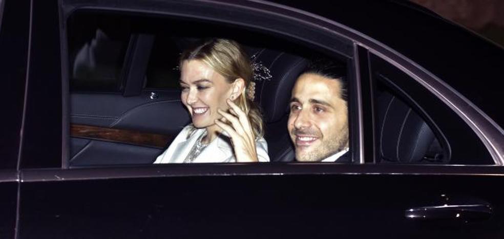 Una fiesta de gala pone el broche a la boda de 48 horas de la heredera de Inditex
