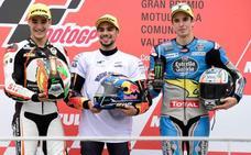 Oliveira gana, Lecuona se estrena y Márquez salva el final de año