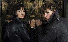 'Animales fantásticos: los crímenes de Grindelwald', la cinta más vista este fin de semana