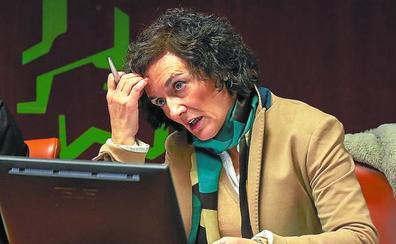La directora de EITB se 'olvida' del mandato del Parlamento sobre un plan estratégico