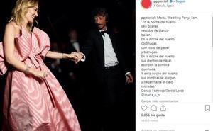La heredera de Inditex escondía un cuarto vestido