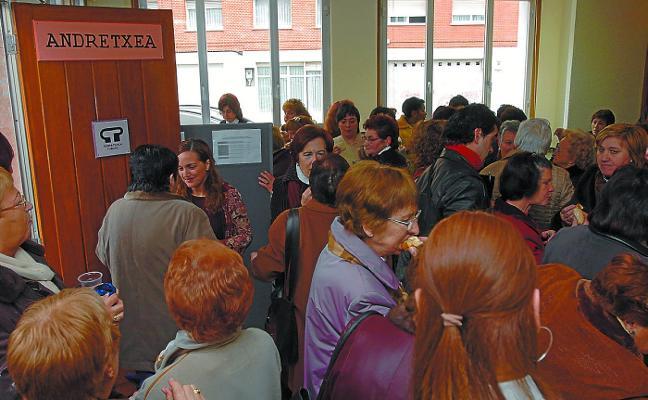 Eibar acogerá un encuentro sobre el papel de las casas de las mujeres