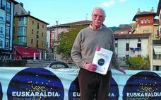 Alberto Elzo Imaz: «Euskaraldia es una gran iniciativa que necesita del apoyo de todos»