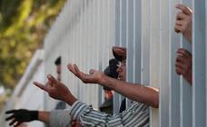La tensión crece en Tijuana