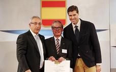 Jordi Llopart reaparece en el homenaje a los olímpicos de Moscú'80