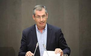 Olano comenzará el viernes la negociación presupuestaria con reuniones con EH Bildu, Podemos y PP