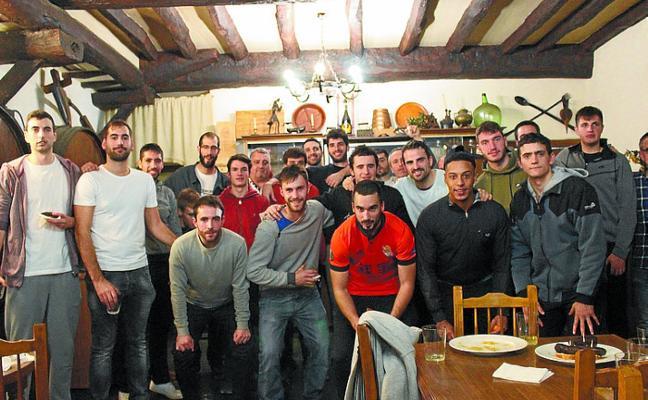El sénior nacional de basket del Arri-BKL logró su primera victoria contra el Ardoi