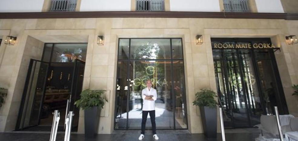 El hotel Room Mate Gorka trae aires neoyorquinos durante un mes a Donostia