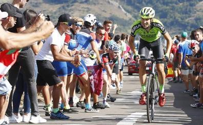El Tour hace un guiño al Euskadi-Murias