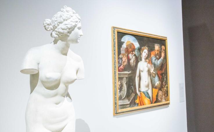 San Telmo inaugura 'La invención del cuerpo. Desnudos, anatomía y pasiones'