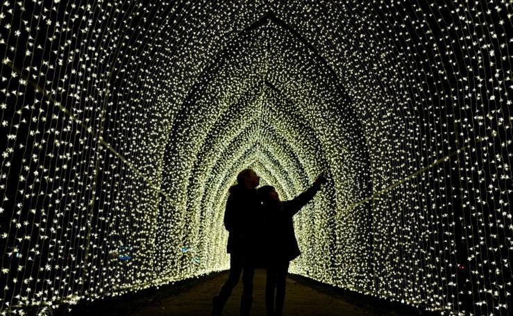 Ya es Navidad en Londres