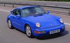 Porsche 964, la tercera generación