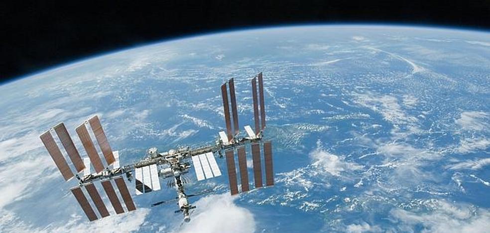 Los pasos visibles de la Estación Espacial Internacional desde Gipuzkoa