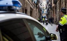 Los Mossos cierran 14 'narcopisos' que seguían en Barcelona
