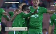 Los cinco mejores goles de la jornada 15 de Segunda