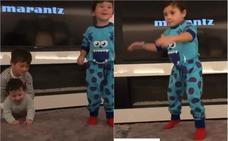 Los bailes virales de los hijos de Messi
