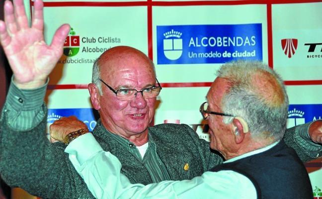 Alcobendas homenajea a Txomin Perurena
