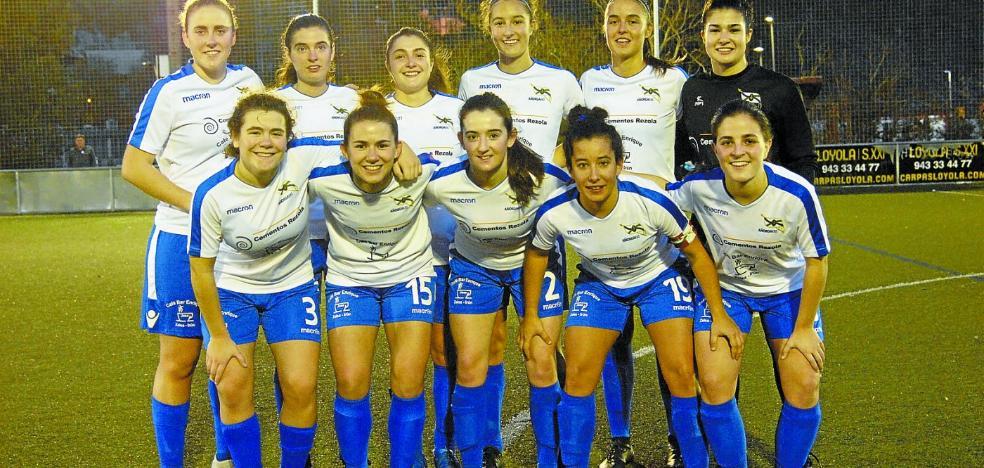 Añorga, pionero del fútbol femenino