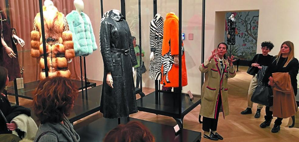 Aromas de alta costura para rendir un homenaje al mundo Gucci