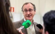 Alonso: «El Estatuto está cumplido y el PNV quiere cobrar su apoyo a Sánchez»