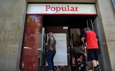 Un juzgado anula por primera vez en Euskadi la compra de acciones del Popular