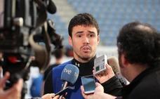 Dani Pérez: «El equipo está trabajando bien y podemos sacar esto adelante»