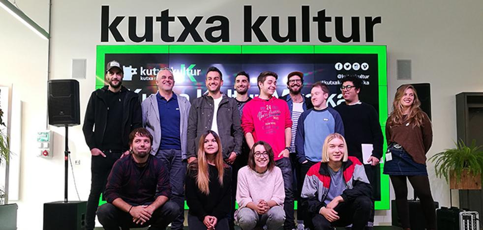 Nuevos nombres en el trampolín musical de Kutxa Kultur