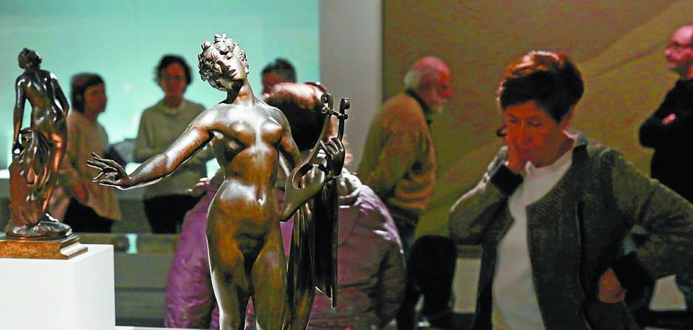 Un 'museo caprichoso' sobre las culturas del mundo antiguo
