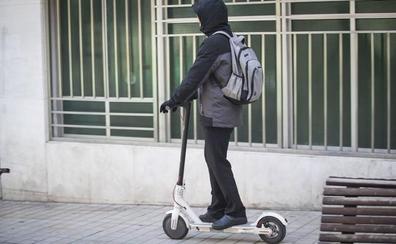 El patinete eléctrico, un vehículo fuera de la ley