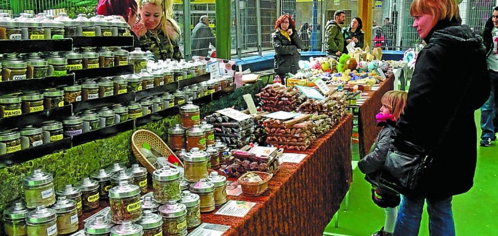 Mercado estacional de Navidad mañana en la Alameda de Gamón