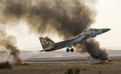 Israel ataca Siria por primera vez desde el derribo del avión ruso