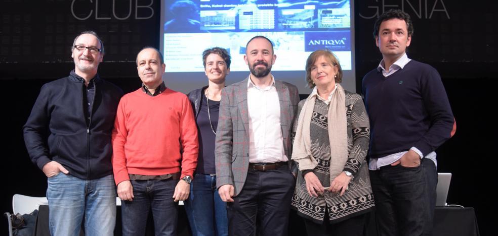 La oferta cultural y de patrimonio de la Diputación se funde en una nueva web