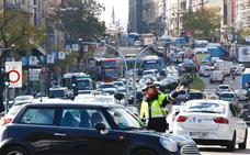 Madrid se baja del coche