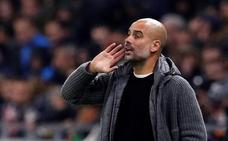 Guardiola, sobre Brahim Díaz: «Si no quiere quedarse, tiene que irse»