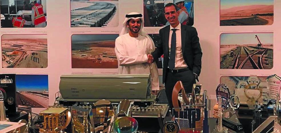 La exportación guipuzcoana a Arabia Saudí ha crecido un 262% en los últimos siete años