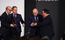 El Diario Vasco y El Correo, premios Ramón Rubial por su defensa de la libertad