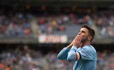 David Villa anuncia su fichaje por el Vissel Kobe nipón