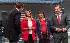 ¿Qué se juegan los candidatos andaluces?