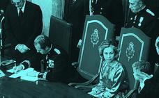 Una historia de conspiraciones, pactos y enfrentamientos