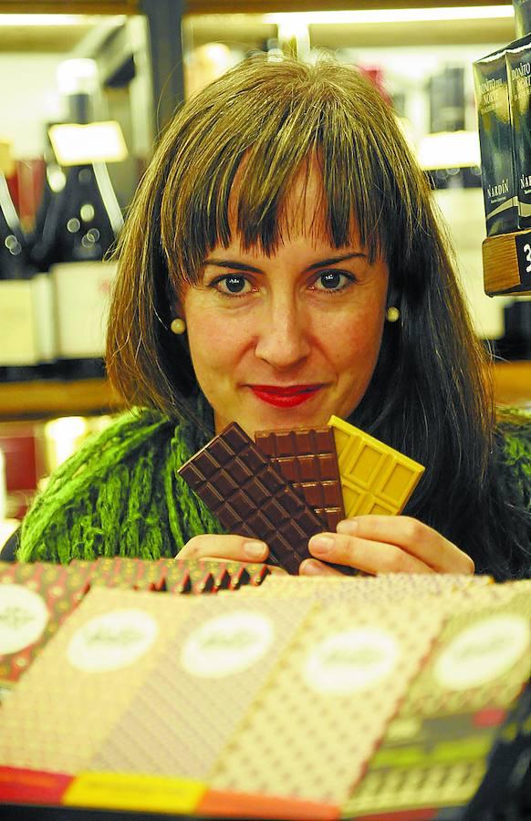 «El chocolate es un absoluto oximorón gastronómico, una suprema contradicción»