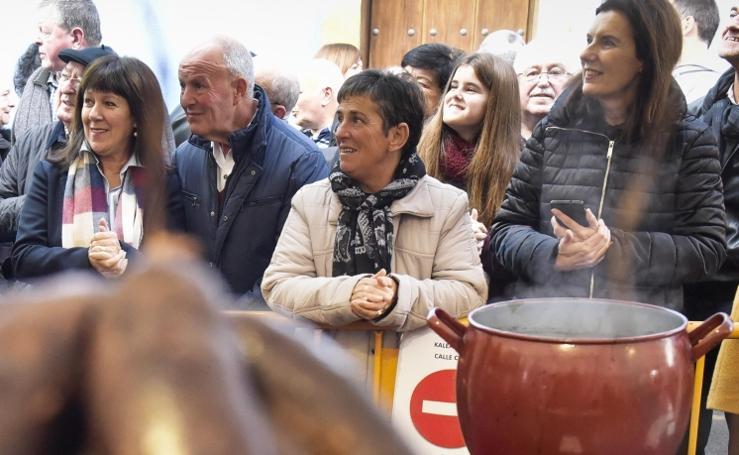 Ormaiztegi celebra la Feria agrícola