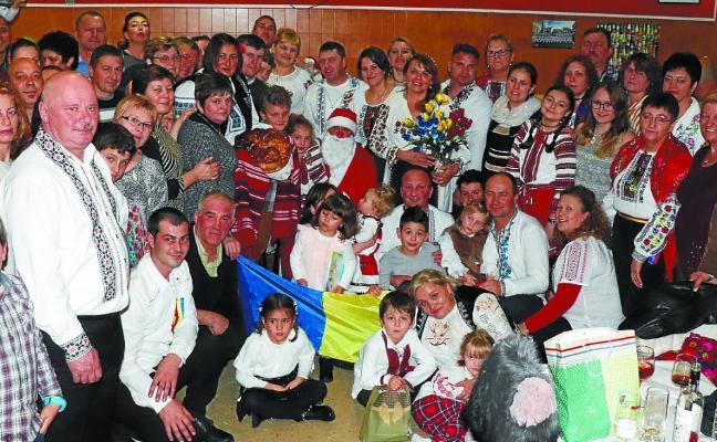 Encuentro anual de la asociación rumana Decebal
