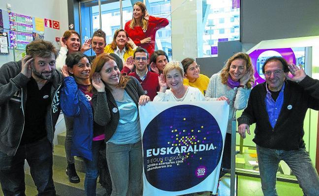 «Euskaraldia nos ha ayudado a perder el miedo a hablar en euskera»
