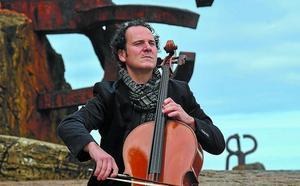 Damián Martínez: «Casals dividió en dos la historia del violoncello y quería dedicarle un disco desde el cariño»