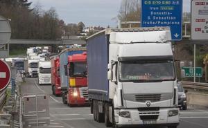 La Diputación de Gipuzkoa pide a Francia que «tome medidas» en la frontera