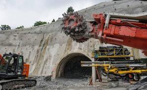 Comienzan los trabajos previos a la excavación del acceso 1 de la estación del Topo de Benta Berri
