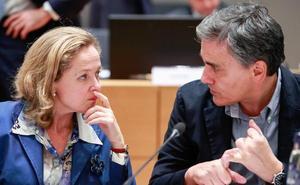 El Eurogrupo asume un acuerdo de mínimos para avanzar en el plan de refuerzo del euro