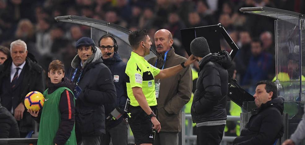 La UEFA aprobará el VAR para los octavos de final de Champions League